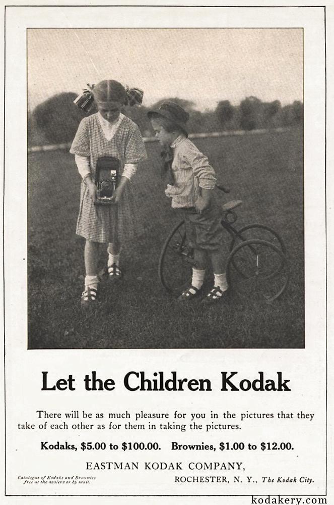 Kodak History | Kodakery